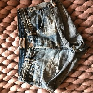 Pants - One teaspoon bandit shorts